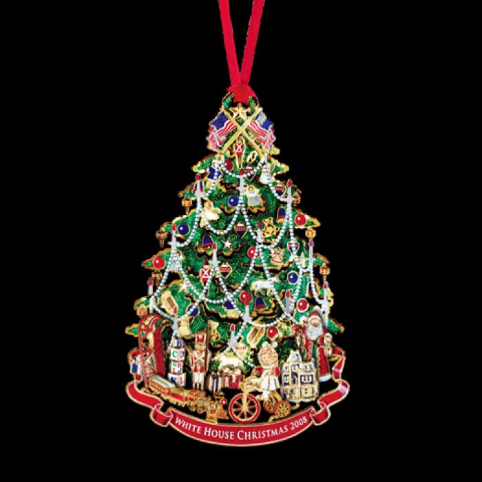 White House Christmas Ornament.2008 White House Christmas Ornament A Victorian Christmas