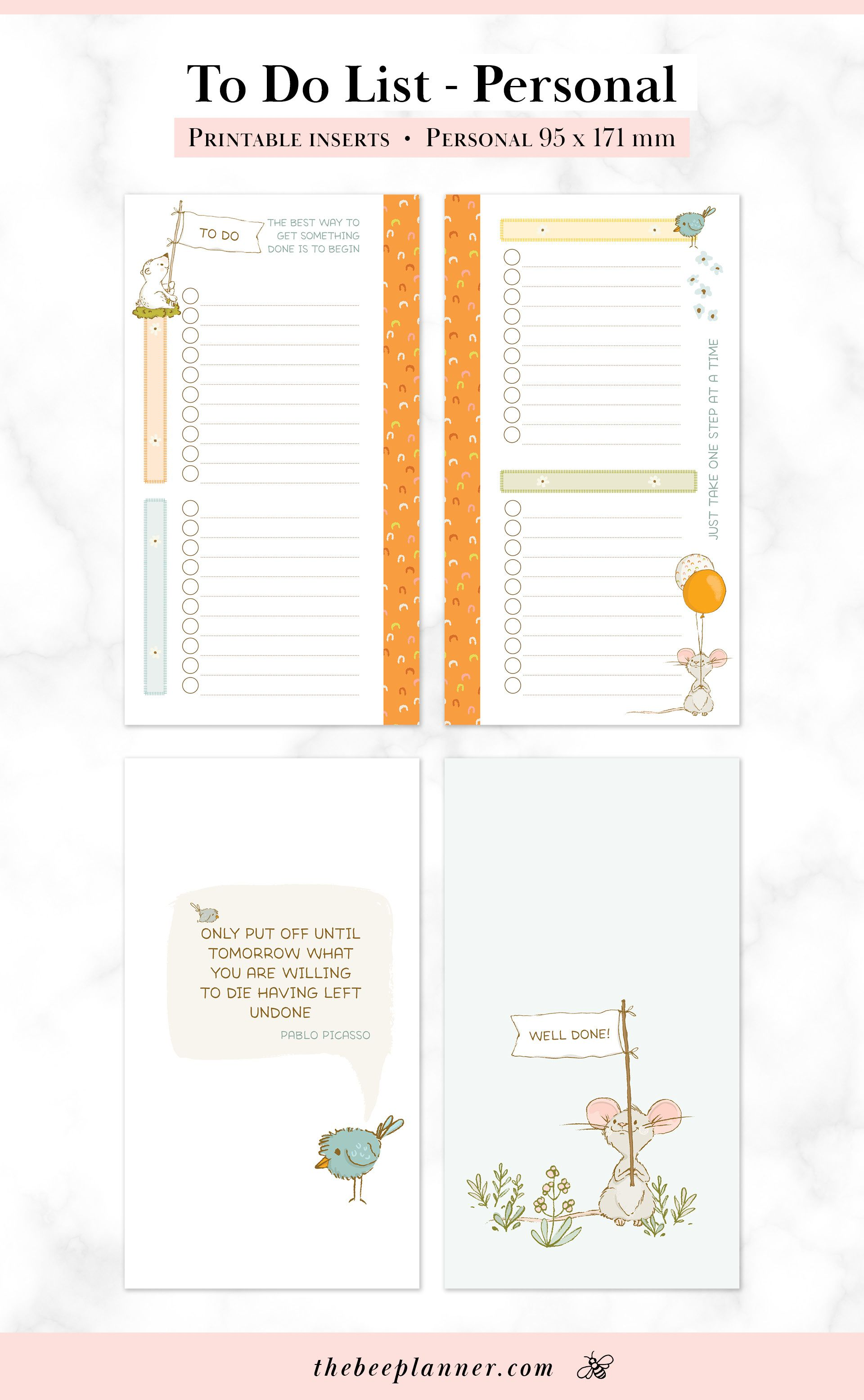 image about Time and to Do Planner identify Printable in the direction of do listing unique sizing towards do planner inserts