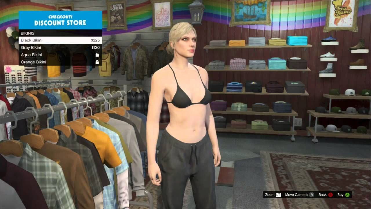 Gta 5 women characters google search clothes3d pinterest gta 5 women characters google search voltagebd Images