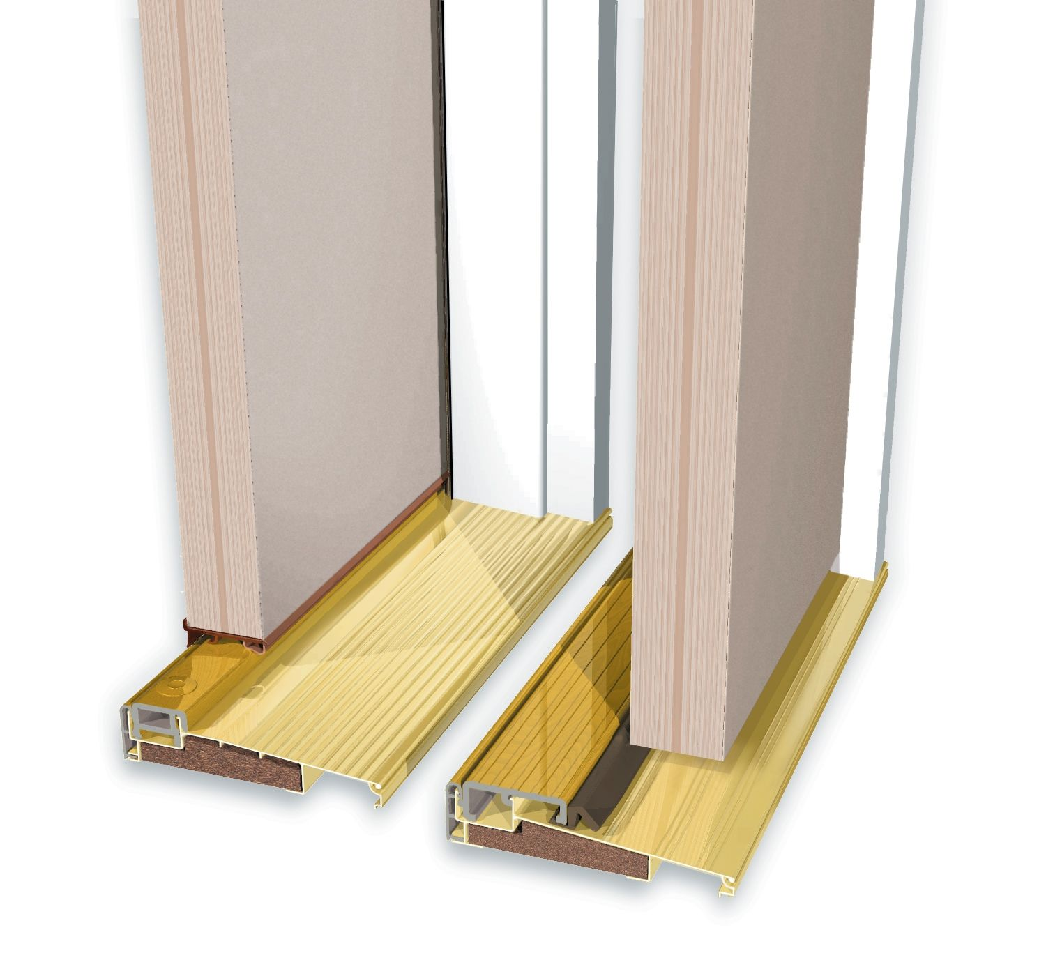 Outswing Exterior Door Jamb | http://thefallguyediting.com ...