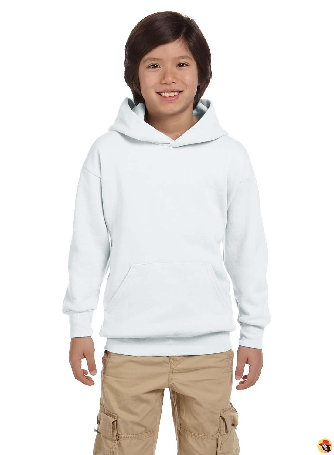 Hanes Boy S Comfortblend Ecosmart Pullover Hood P473 Hooded Pullover Pullover Corporate Outfits