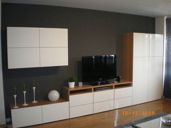 Album - 4 - Banc TV Besta Ikea, réalisations clients (série 1 ...