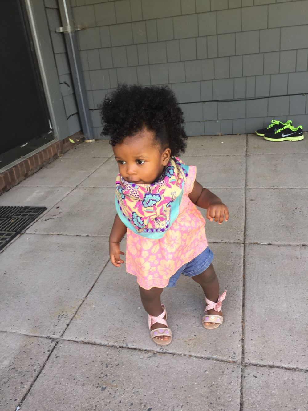 twist out on natural hair | baby style | pinterest | natural
