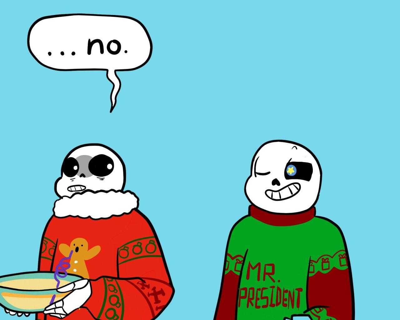 Christmas Party Au Comic.The Best Swap Sans Undertale Undertale Comic Art