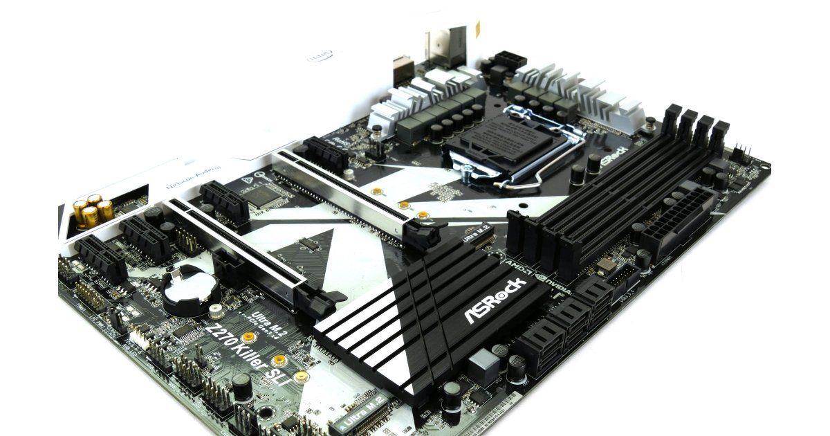 ASRock Z270 Killer SLI Motherboard Review