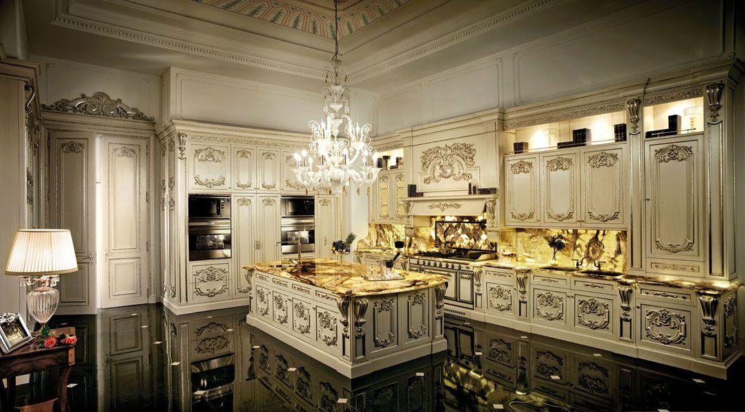 cucina di lusso - Recherche Google | KITCHEN 3 | Pinterest | Cucina ...