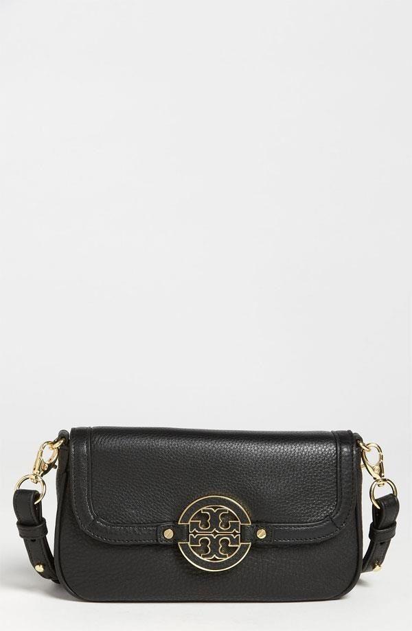 9fec19d4f99e Tory Burch  Amanda - Mini  Crossbody Bag available at Nordstrom - black