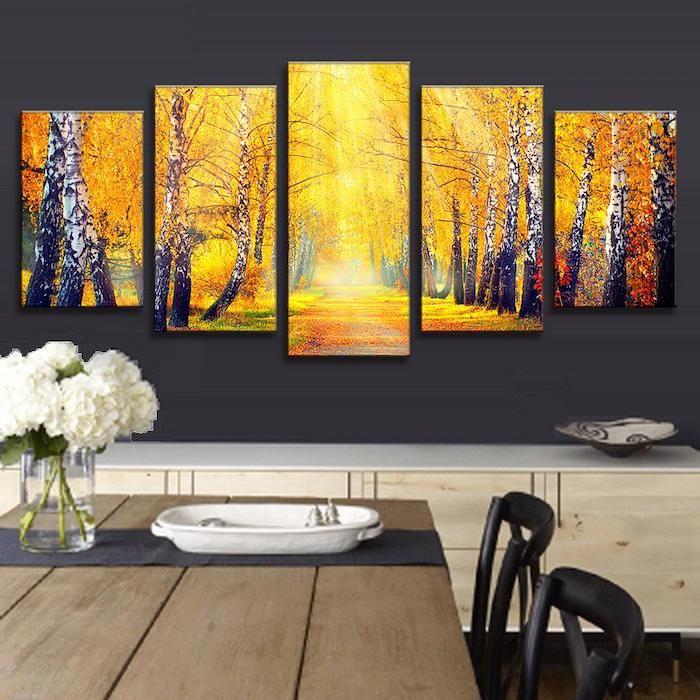 ▷ 1001 + Ideen zum Thema Welche Farbe passt zu grau? - wohnzimmer rot orange