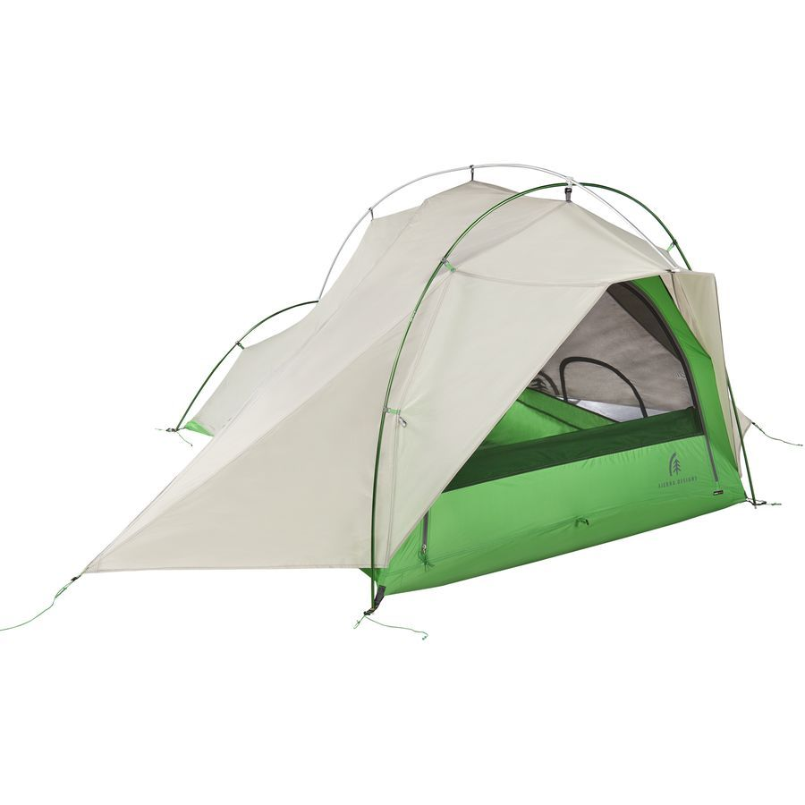 Sierra Designs - Lightning 2 Tent 2-Person 3-Season - Tan/  sc 1 st  Pinterest & Sierra Designs - Lightning 2 Tent: 2-Person 3-Season - Tan/Green ...