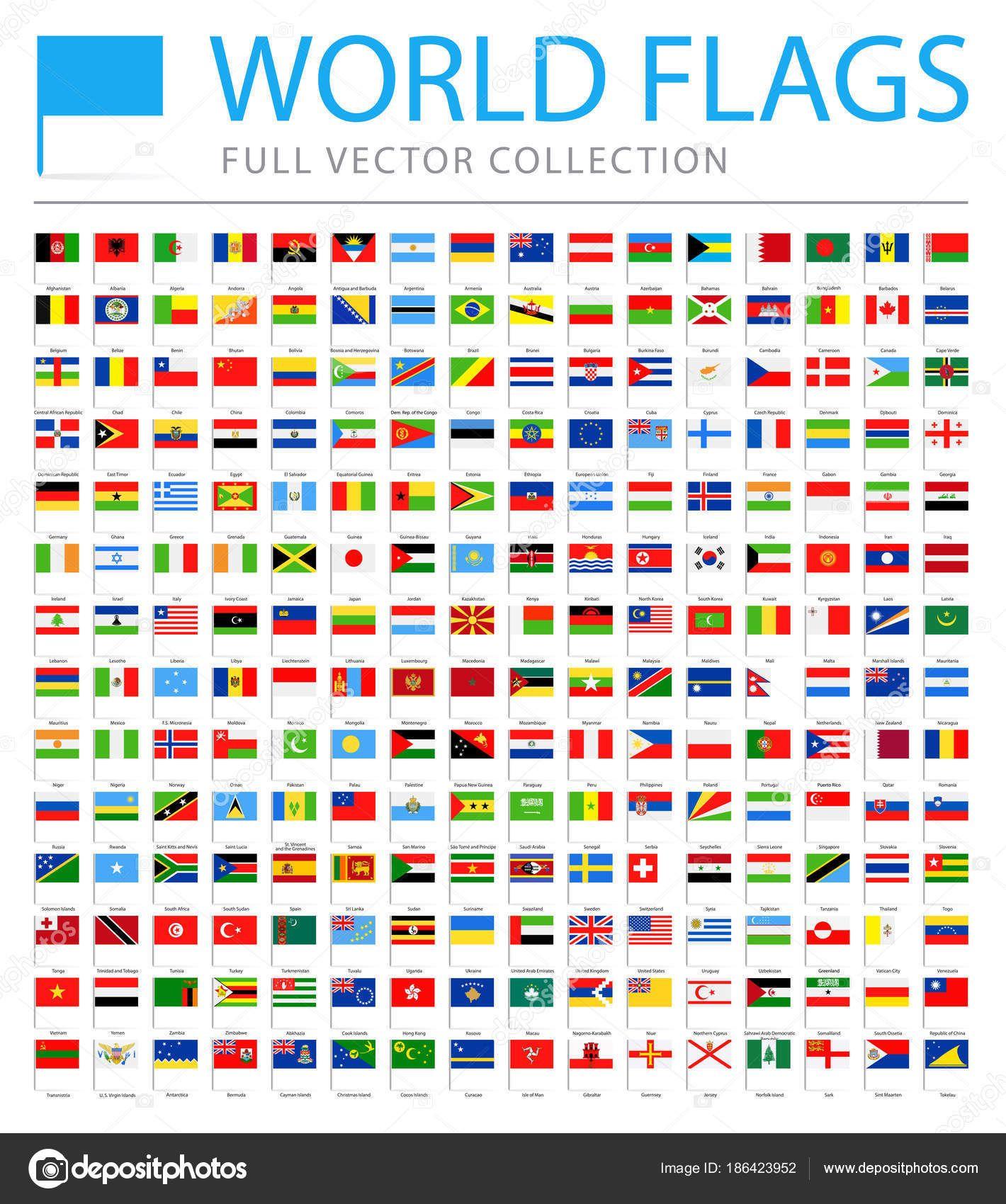Descargar Banderas De Todo El Mundo Nueva Lista Adicional De