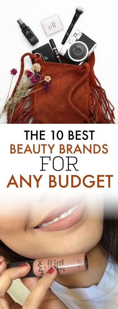 Beauty Products: The 10 Best Beauty Brands For Any Budget. #beauty #beautytips #beautyblogger #beautyhacks #beautyinfluencer #spagifts #UnwantedHairOnChin #BestMethodToRemoveFacialHair