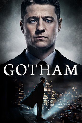 Gotham | Meilleures Séries TV - Top 250 | Pinterest | Gotham, Movies free  and Watches online