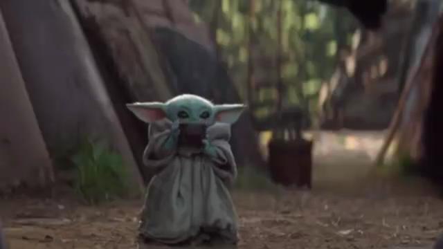 Yoda only with Rasputin