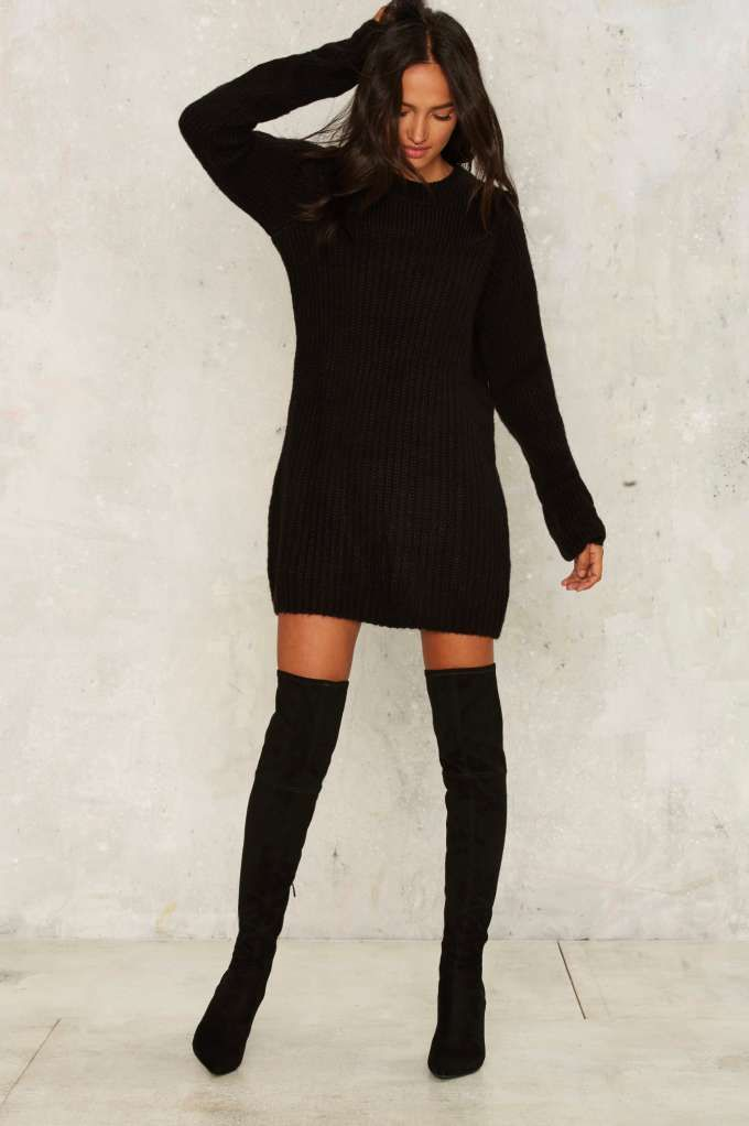 Cheap Monday Long Haul Oversized Sweater - Pullover