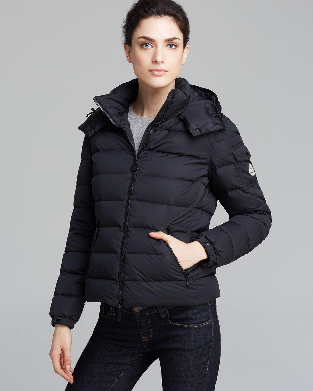 f9433fd12 Moncler Badymat Short Down Jacket | Bloomingdale's | Winter Clothes ...