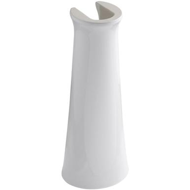 Kohler Cimarron Pedestal Sink Base Only White Pedestal Sink