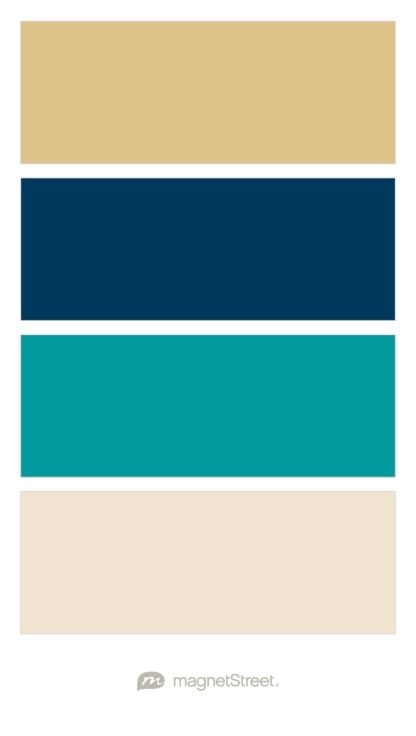 office color palettes. Office Color Scheme- Gold, Navy, Teal, And Champagne Palette Palettes T