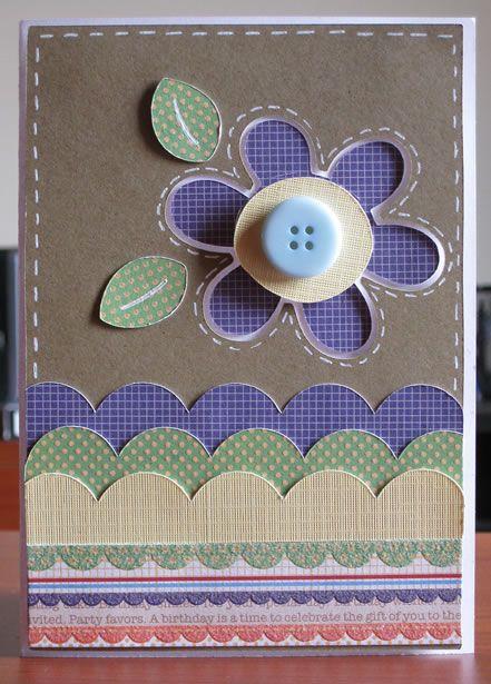 Cricut Birthday Card Cards Cricut Projects Pinterest Cricut