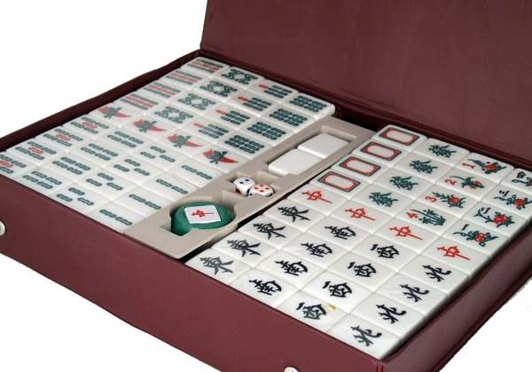 Traditional Chinese Version Mahjong Game Set Price 49 99
