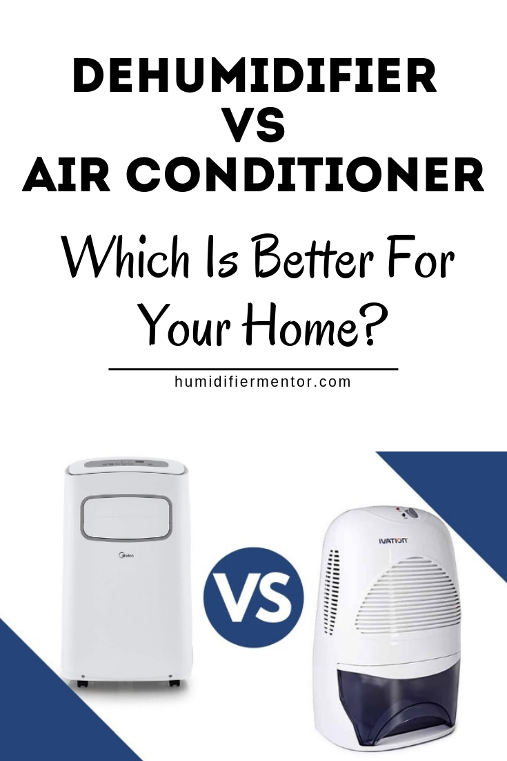Dehumidifier vs. AC Which Is Better For Your Home