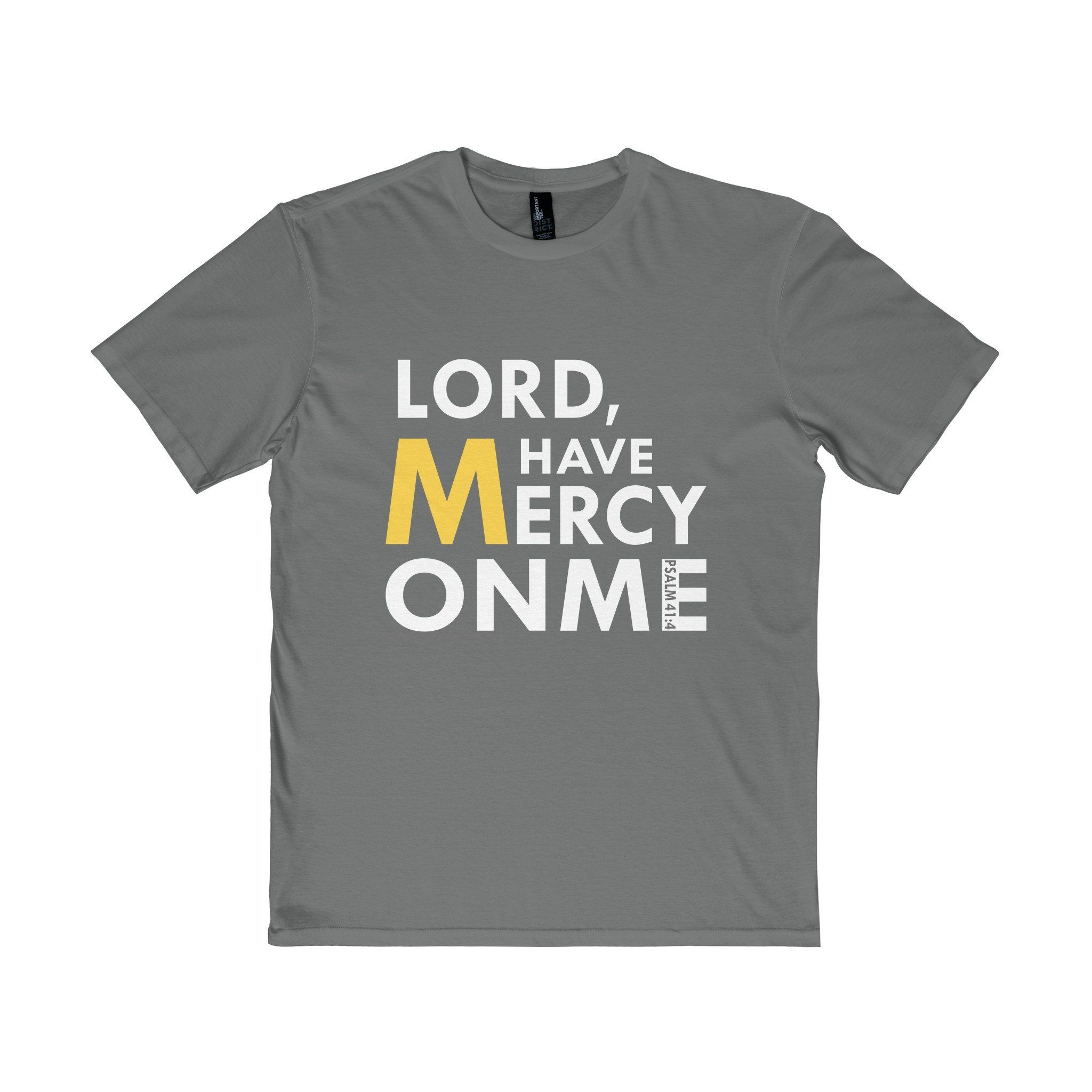 Lord, have mercy on me - Men's T-Shirt