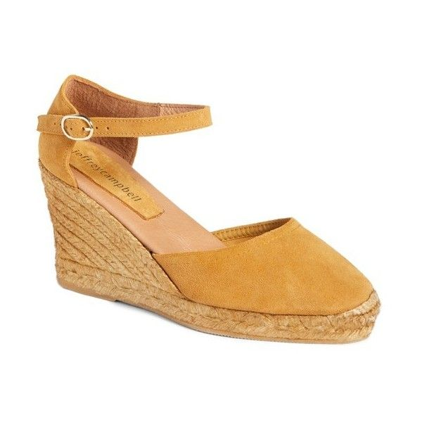 19264138e94 Women's Jeffrey Campbell Adorra Espadrille Wedge featuring polyvore ...