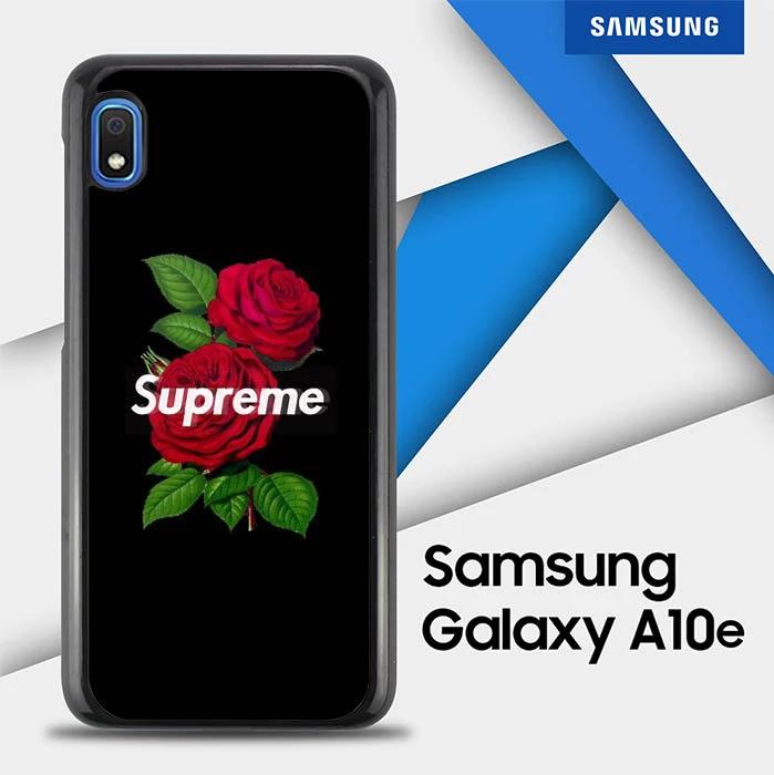 Supreme Roses X8587 Samsung Galaxy A10e Case Recovery Case Samsung Galaxy Samsung Supreme Case