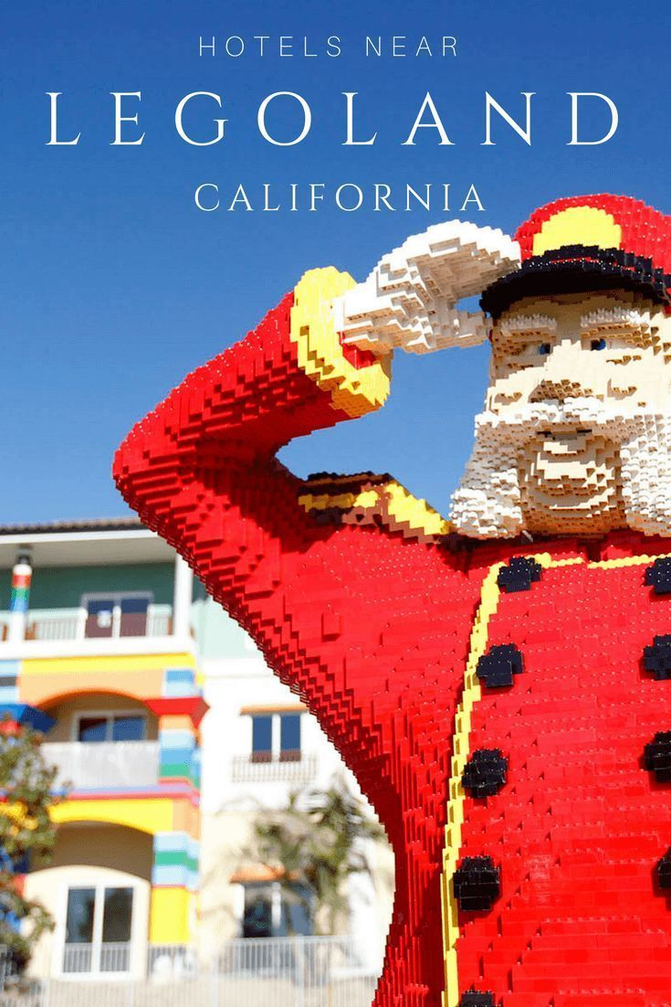 Find The Best Hotels Near Legoland California For Your Next San Go Family Vacation