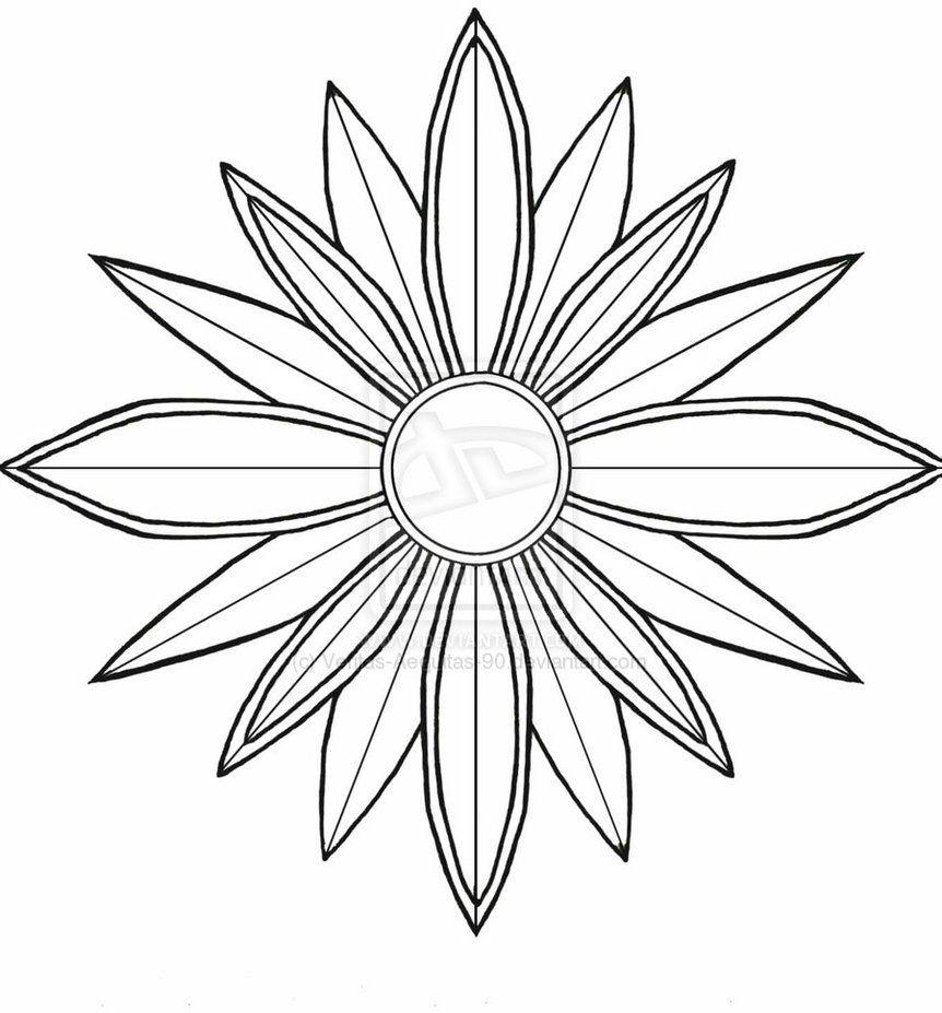 Pin Von Bobbi Johnson Mackedanz Auf Mandala Ideas Ganseblumchen Tattoo Gerbera Zeichnung