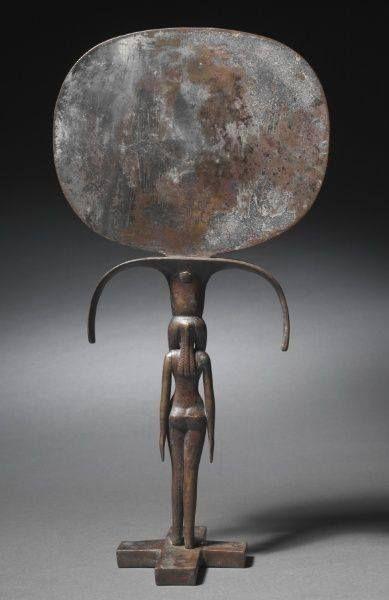 Resultado de imagem para espelho de bronze egito antigo