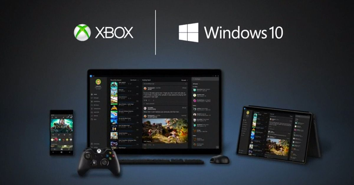 Gamers: Windows 10 wants to be best friends with your Xbox