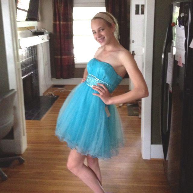 8th grade cute spring formal dresses