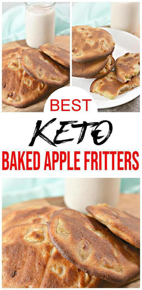 Photo of BEST Keto Apple Fritters! Low Carb Keto Baked Apple Fritter Idea – Quick & Easy Ketogenic Diet Recipe – Completely Keto Friendly