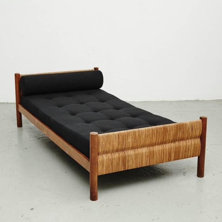 Charlotte Perriand Bed for Meribel, circa 1950 3