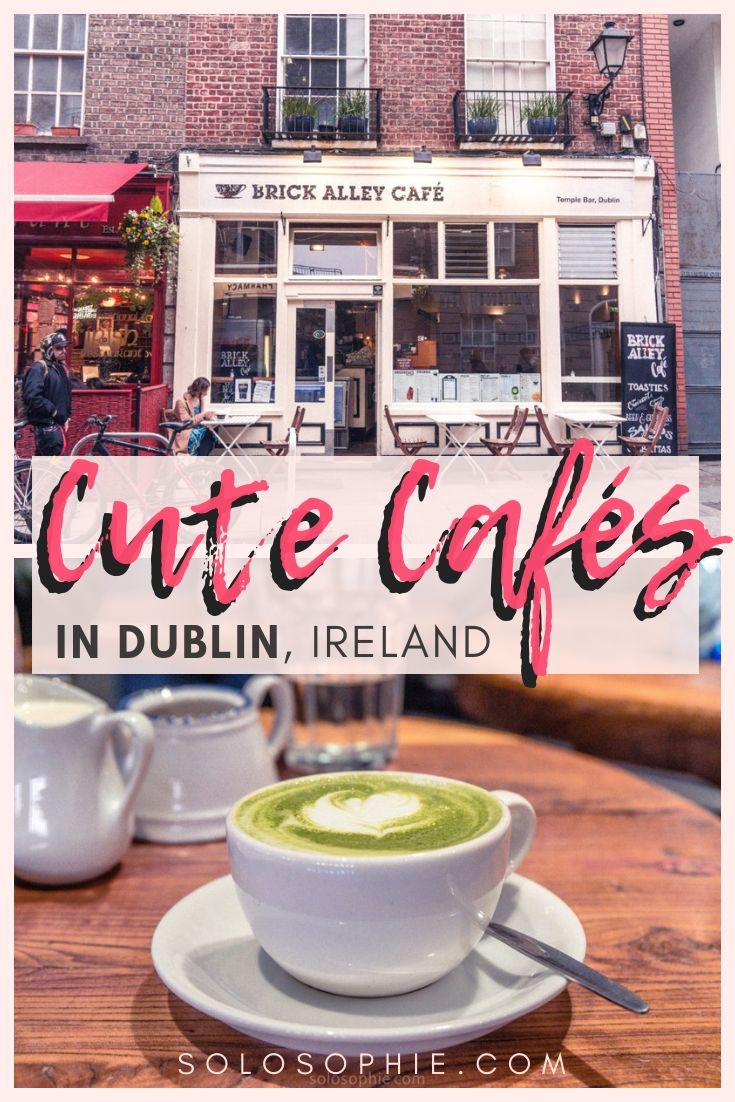 Photo of 10+ Best Coffee Shops in Dublin, Capital of the Emerald Isle | solosophie