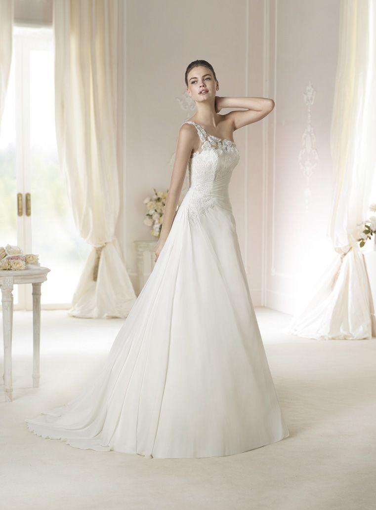Brautkleid Jacira aus der White One Brautmoden Kollektion 2015 ...