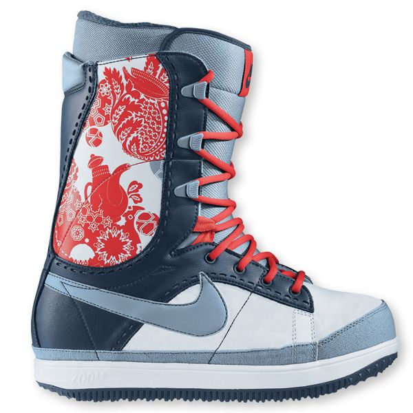 Nike Zoom Baxa Woman's Snowboard Boot these are the BEST snowboard boots I have ever owned...LOVE them!