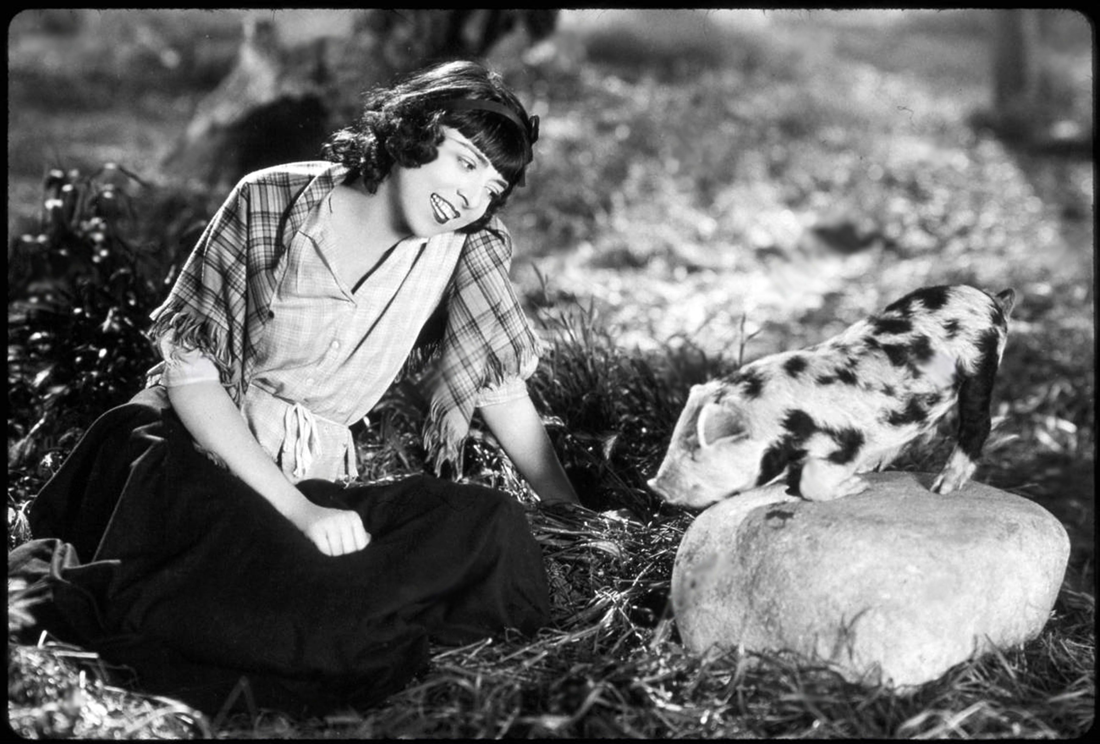 Colleen Moore in a still from SMILING IRISH EYES (1929)