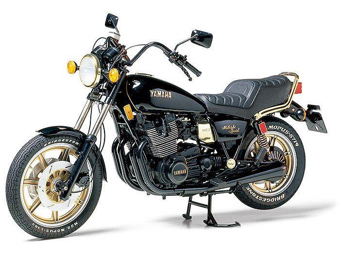 Yamaha Xs 1100 Midnight Special 重型機車 Tamiya機車模型系列商品www