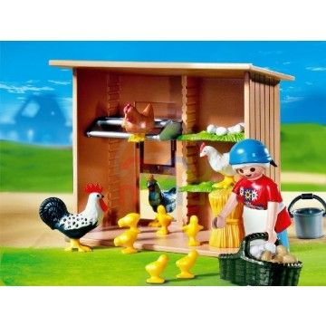 Chicken Coop hahahaha. for people who don't have a real one :)