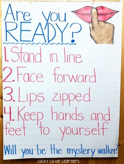 Mystery walker is one of my favorite ways to motivate my students to be quiet in the hallways. It's funny how this little practical tip changed the way my students behaved in the hallway.