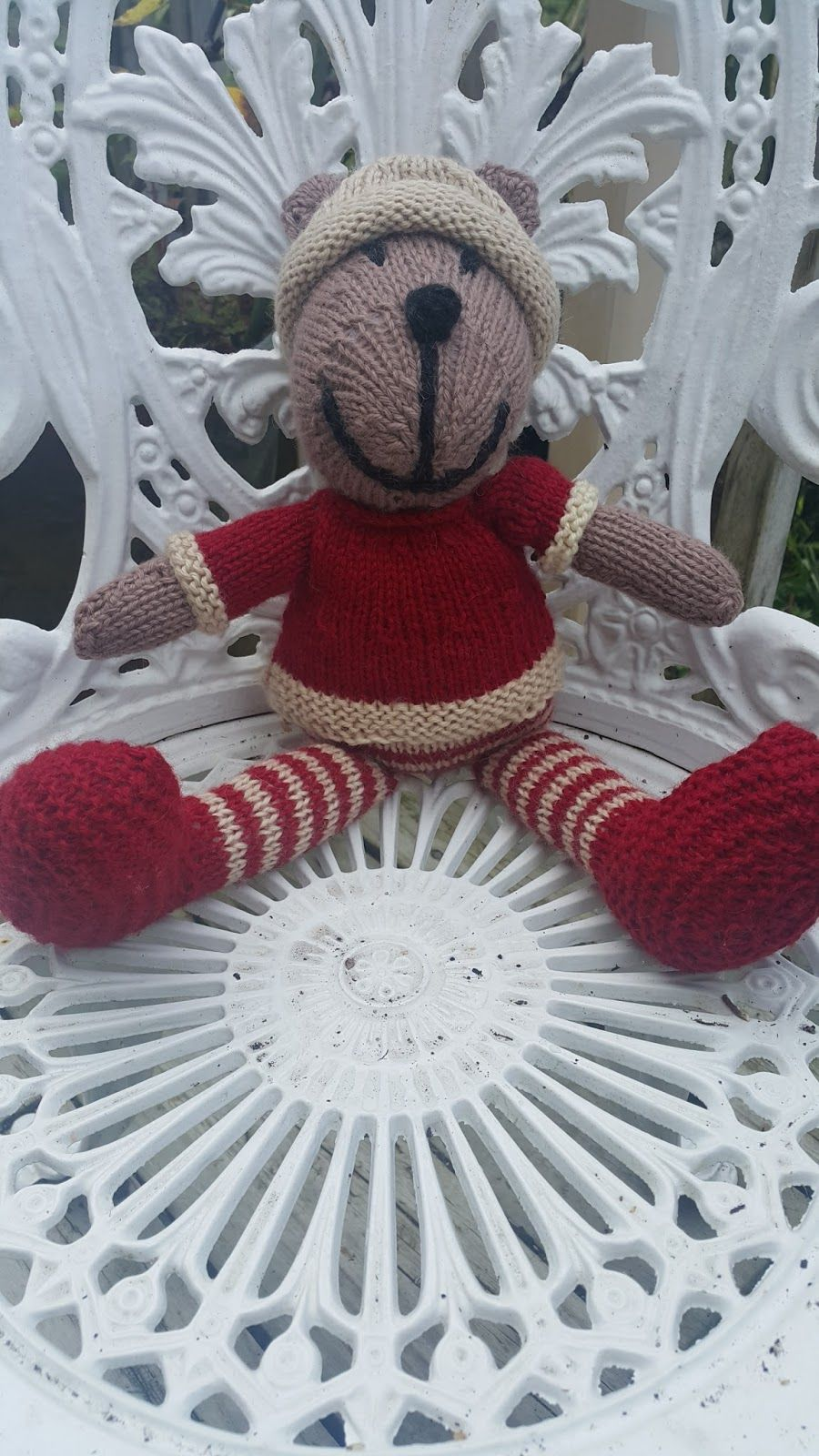 Mr Ted by Lisa ... Lydias Treasures