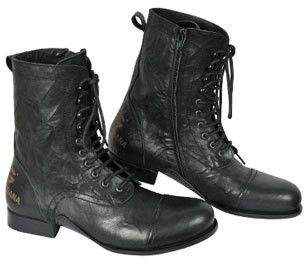 Shoes DOLCE GABBANA High Leather Boots