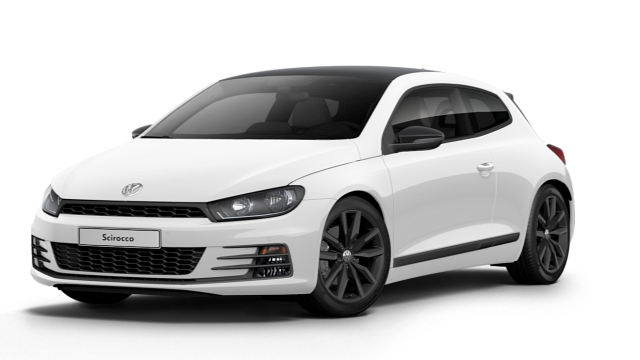 volkswagen scirocco black session