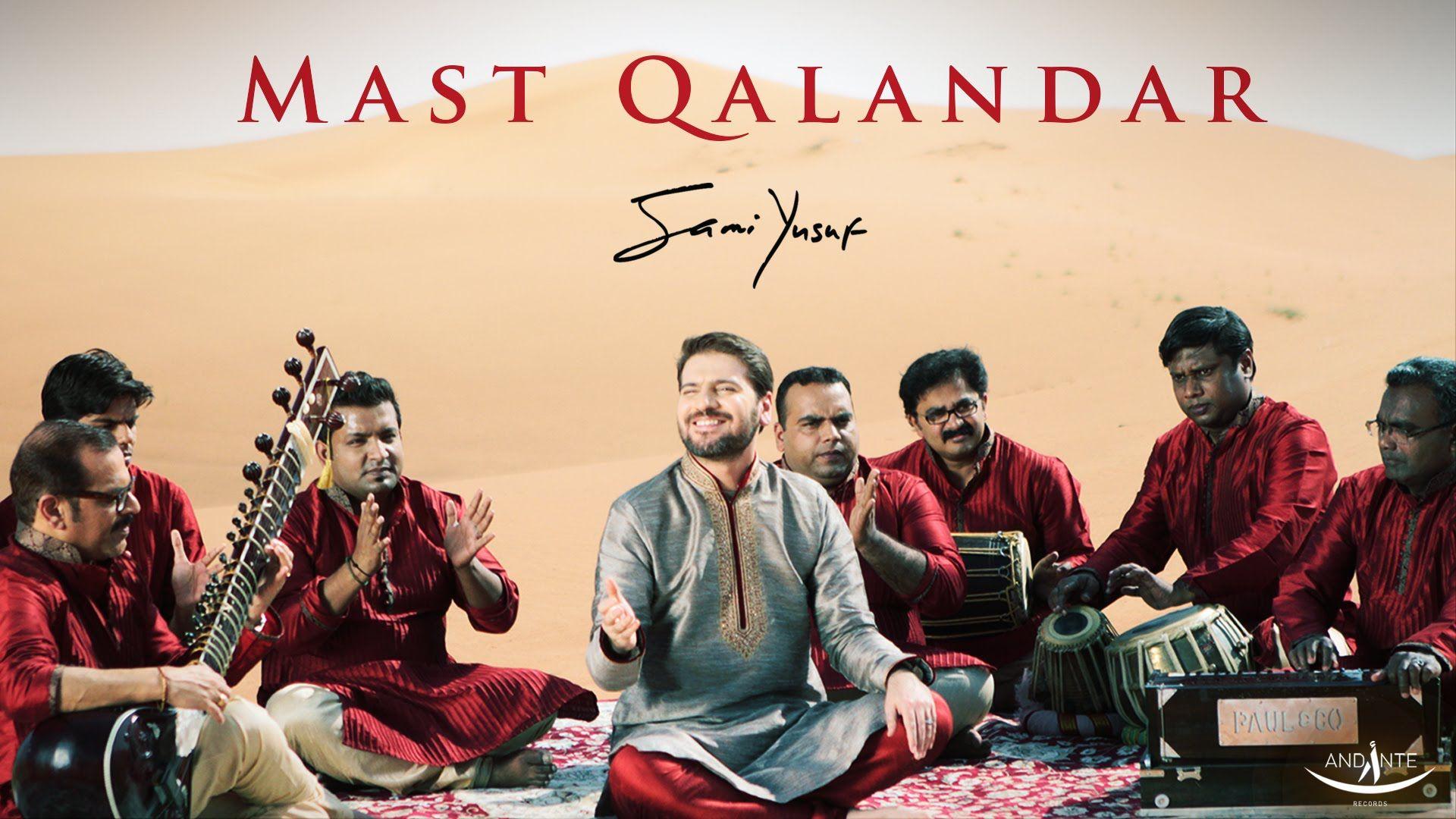 Sami Yusuf Mast Qalandar Islamic Music Sami International Music