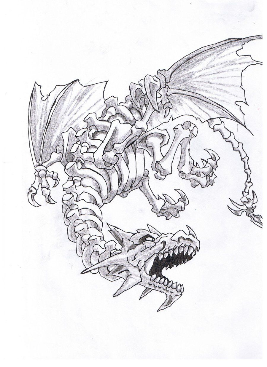 Eastern Dragon Print 1, 2... Art Print by EB Hudspeth in