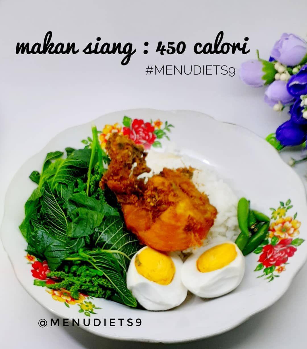 Menu Diet Sehat Di Instagram Assalaamualaikum Hallo Semuanya Makan Siang Ku Adalah Ayam Goreng Yang Di Bumbu Laos Ala Ala Hy Baput Hims Food Diet Breakfast