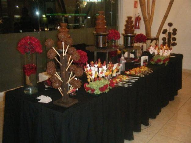 Mesa dulce xv años | Lindas golosinas... | Mesa de dulces ...