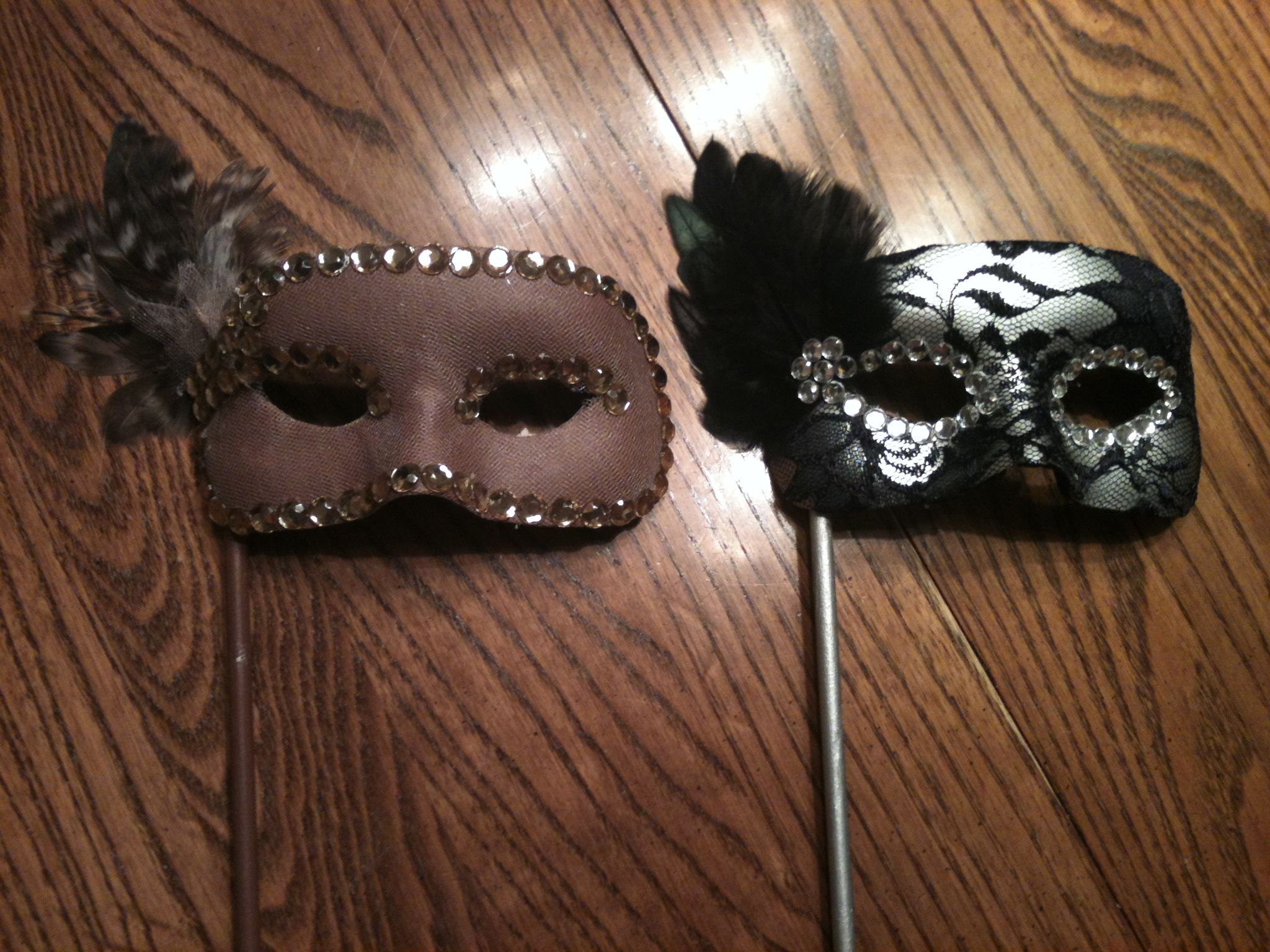 Half Masks To Decorate Pleasing Diy Masquerade Masks  My Style  Pinterest  Masquerade Masks Design Decoration