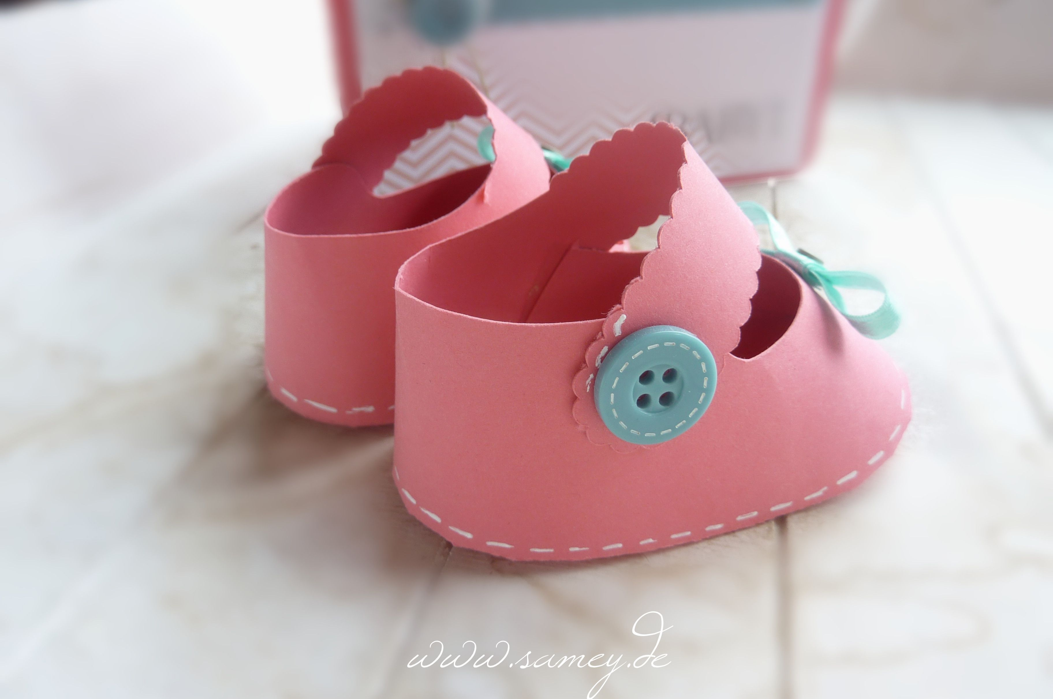 lovely Paper Baby Shoes, Baby Schuhe aus Papier, originelle ...